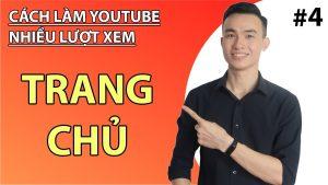 Cách Làm Youtube Nhiều Lượt Xem || Để Video Được Xuất Hiện Trên Trang Chủ